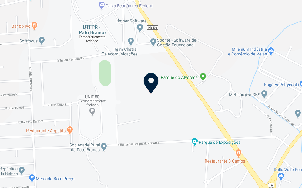 Google Maps - Condomínio Jardins de Monet - FAMEX Empreendimentos