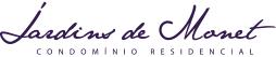 Logo Condomínio Jardins de Monet